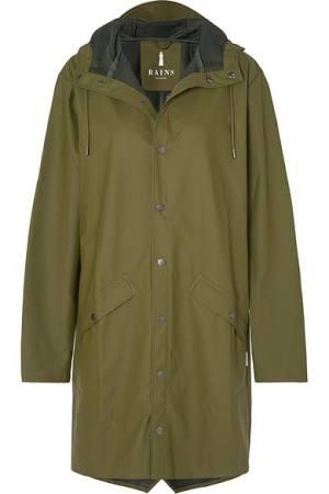 Long Größe Xs Jacket Sage Farbe 1202 Rains S Sage gadwgq