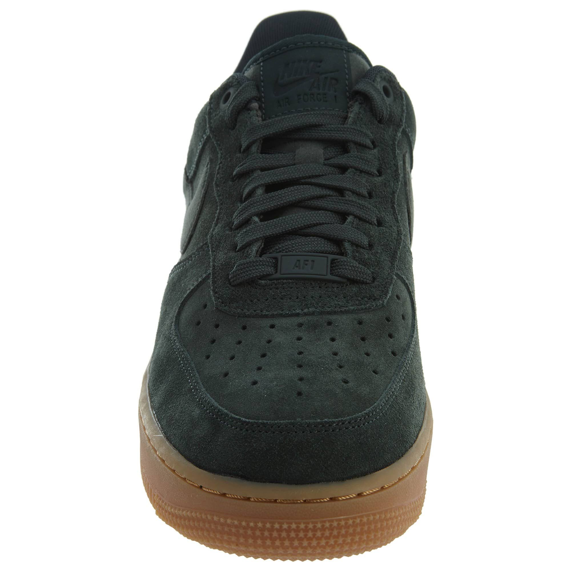 Lv8 1 Force Suede Green Nike '07 Outdoor Air zqT7vxpHB