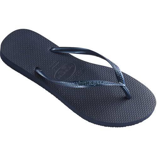 Havaianas voor Slippers Slim vrouwenBlue Navy dQCBoeWExr