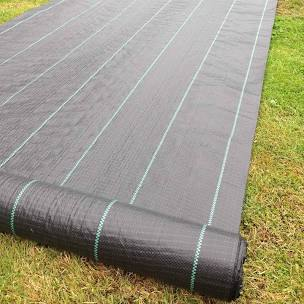5m x 10m 100gsm Ground Cover Fabric