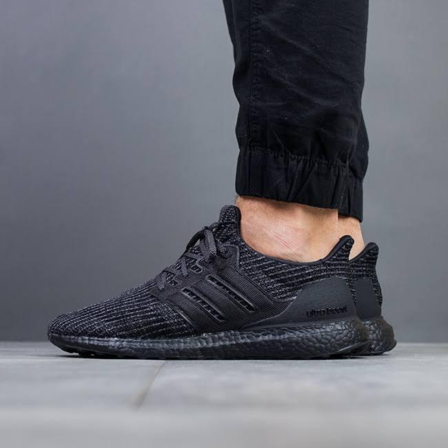0 Negro Bb6171 Running De negro Hombres Ultraboost Adidas 4 Negro Triple Zapatillas UzWF6E