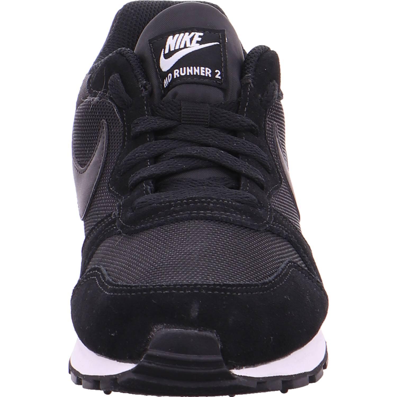 Scarpe Runner Nike NereBianche Md 2 Ginnastica Da TiuOPkXZ