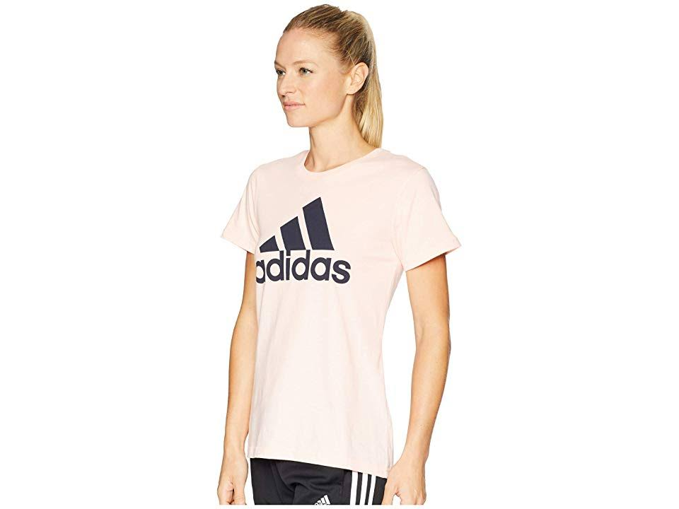 Hazcor Xs De Clásico Logo Pink Con Adidas Camiseta wqBxPFHS