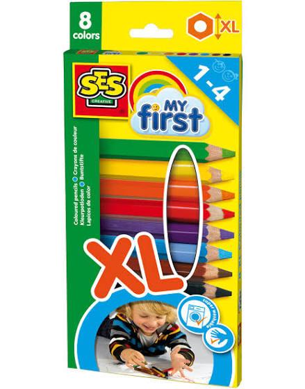 SES My First - Kleurpotloden set