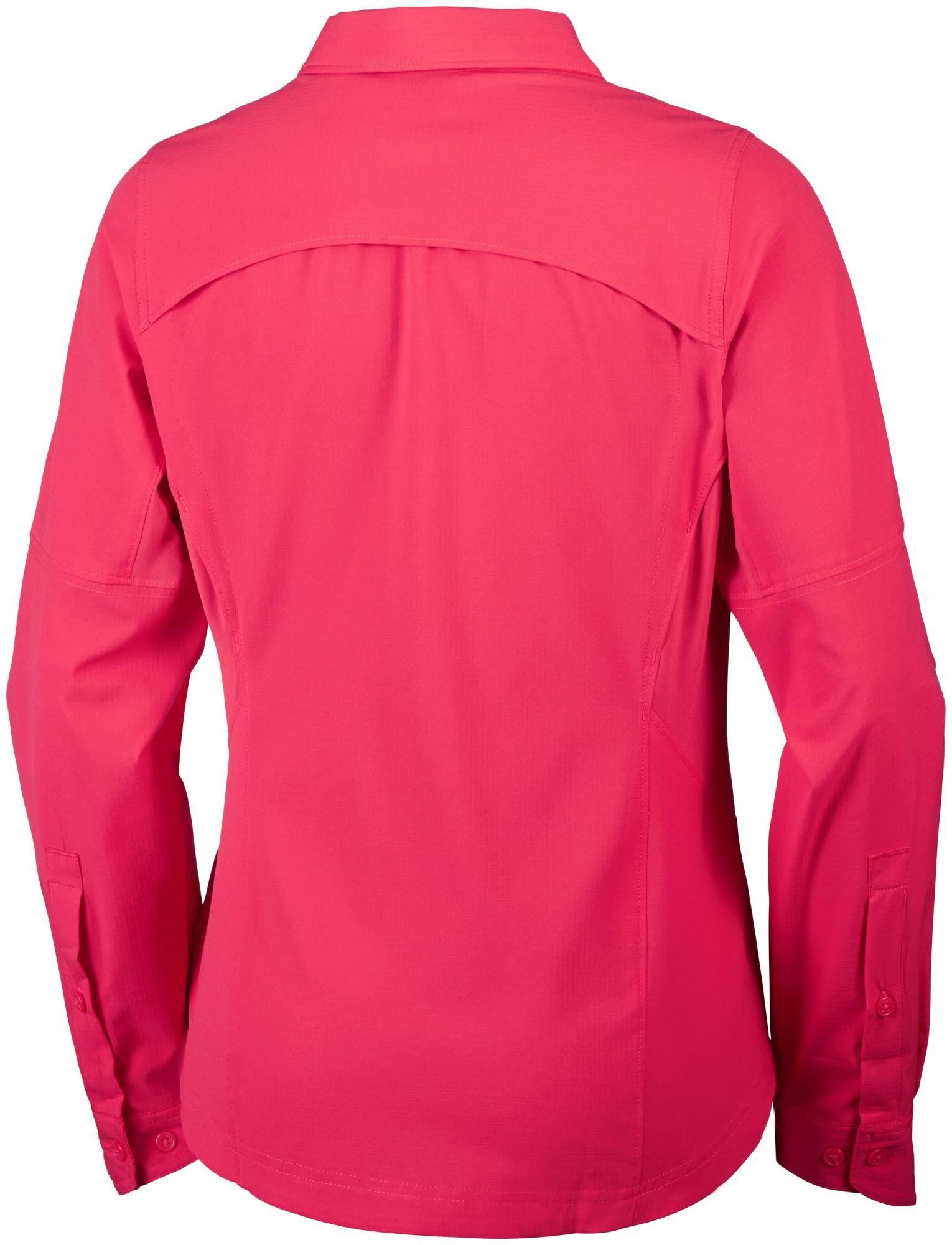 Silver Camelia S Ridge Us Columbia Camisa Rojo Xs L 5xOwqfnS0
