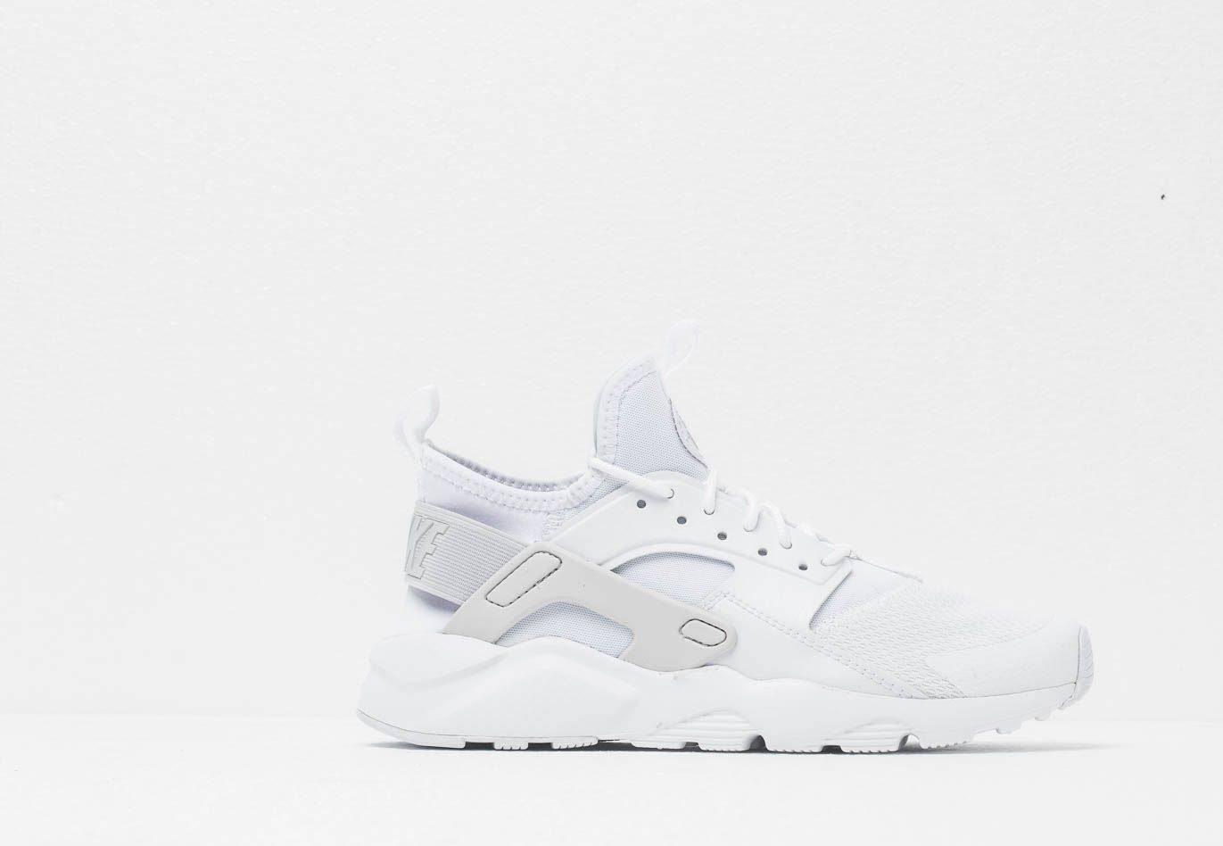 Nike Huarache hardloopschoenen Ultra heren White Air Vast Grey 4LcAq35Rj
