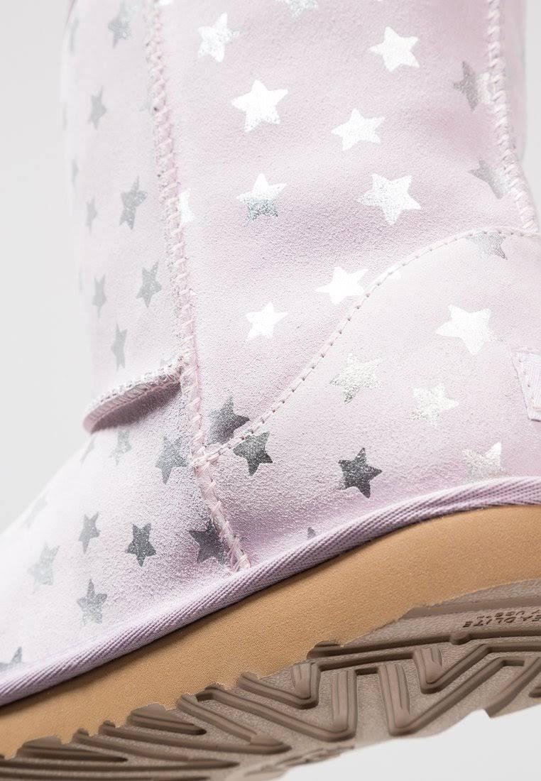 Kids Stars 9 Boot Ii Classic Ugg Boots Lilac Short XwqFSCUZ