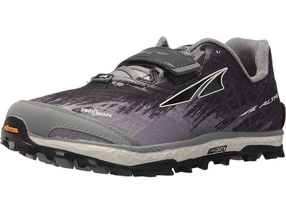 King Trail 5 Da Women's Mt Scarpe Nere 1 Running 8 Altra TJ3lKucF1