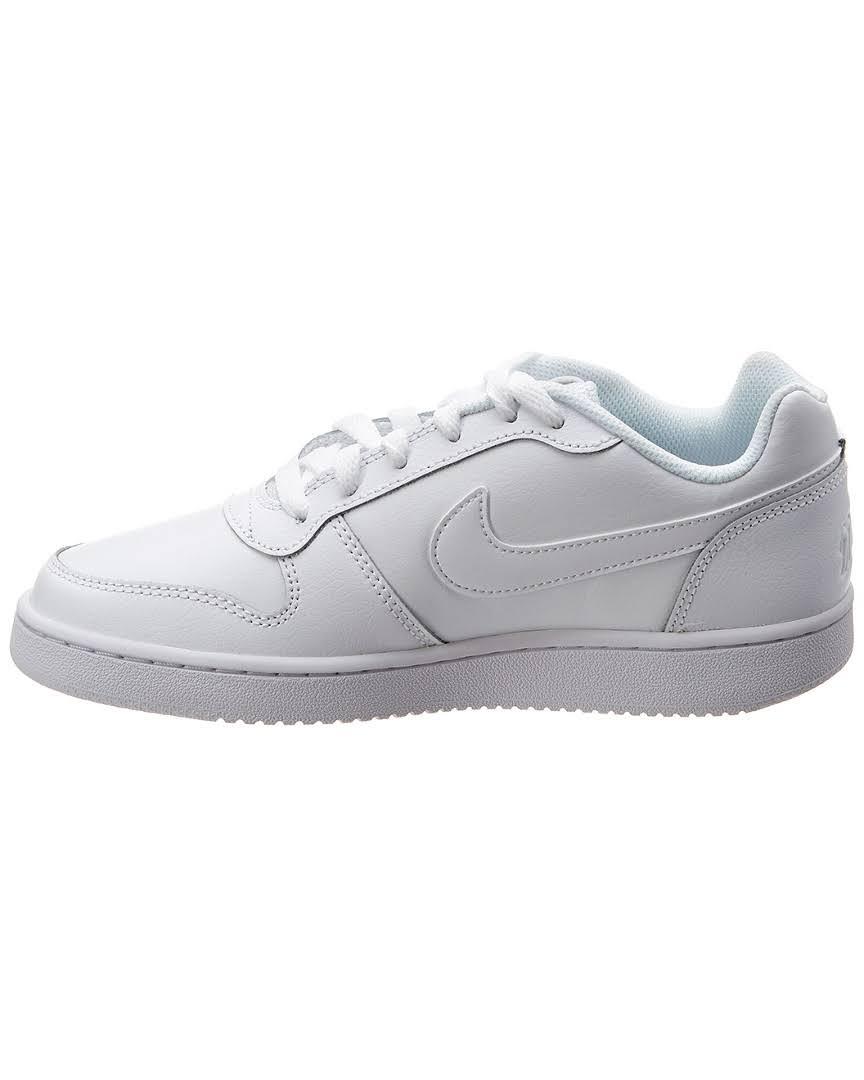 Leather White Sneaker Low Ebernon 100 Nike Aq1779 top white 6StfnH