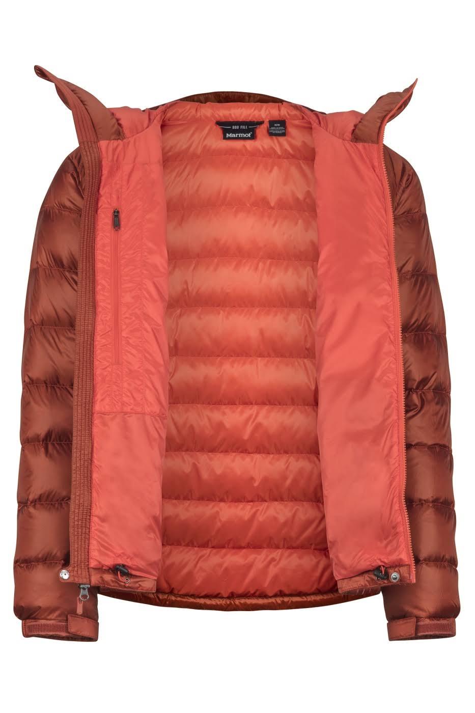 Herren Rust Ama Marmot Large Extra Dark Jacket Dablam gttZx7qv