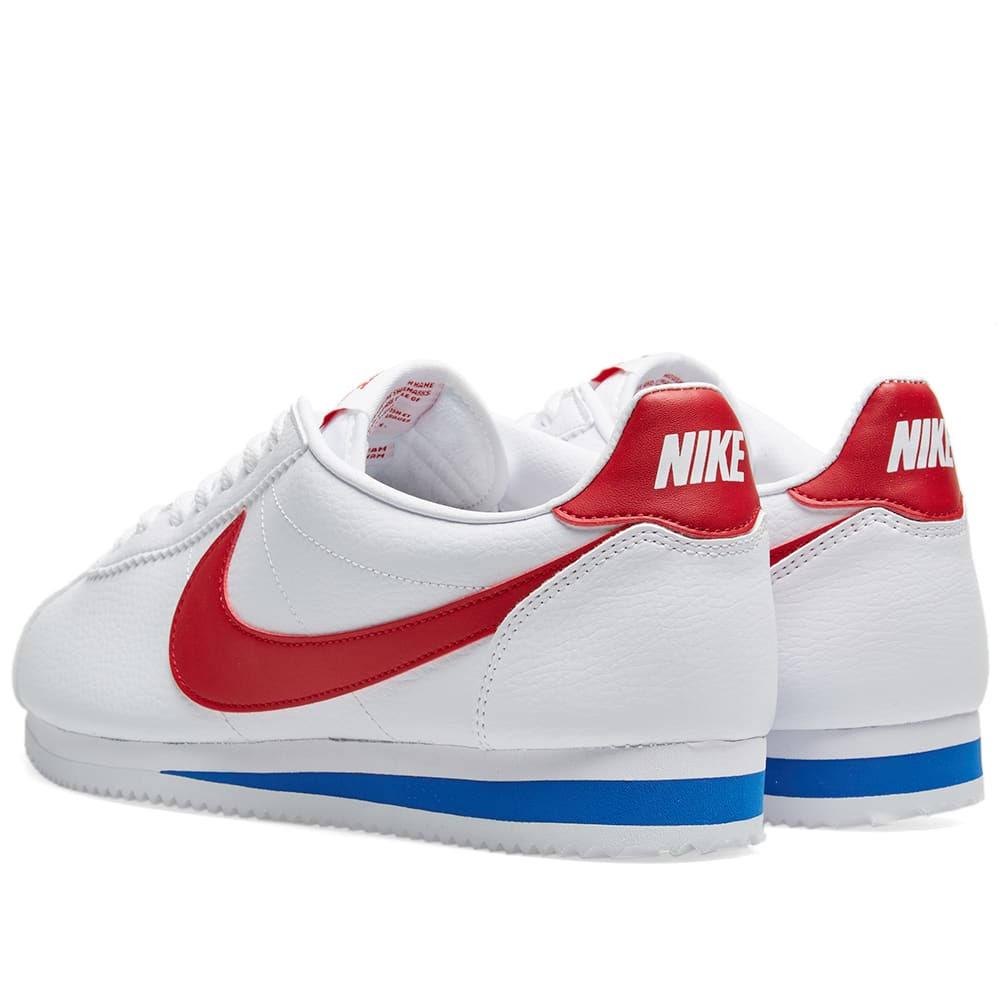 Witrood Witrood Cortez lederWit lederWit Classic Classic Nike Nike Nike Cortez E2IYDeWH9