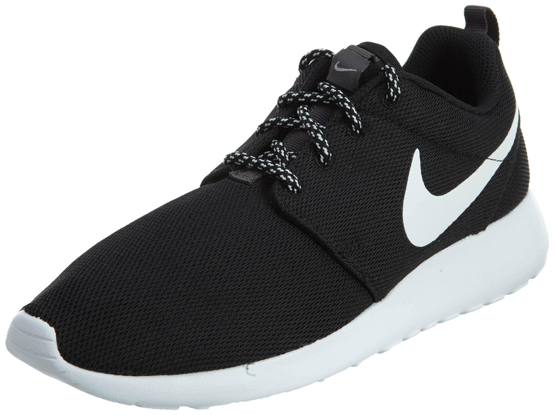 Roshe gris Blanco One De 8 Negro Oscuro Zapatos Nike 5 Tamaño 844994002 Mujer qAdxRPn6p