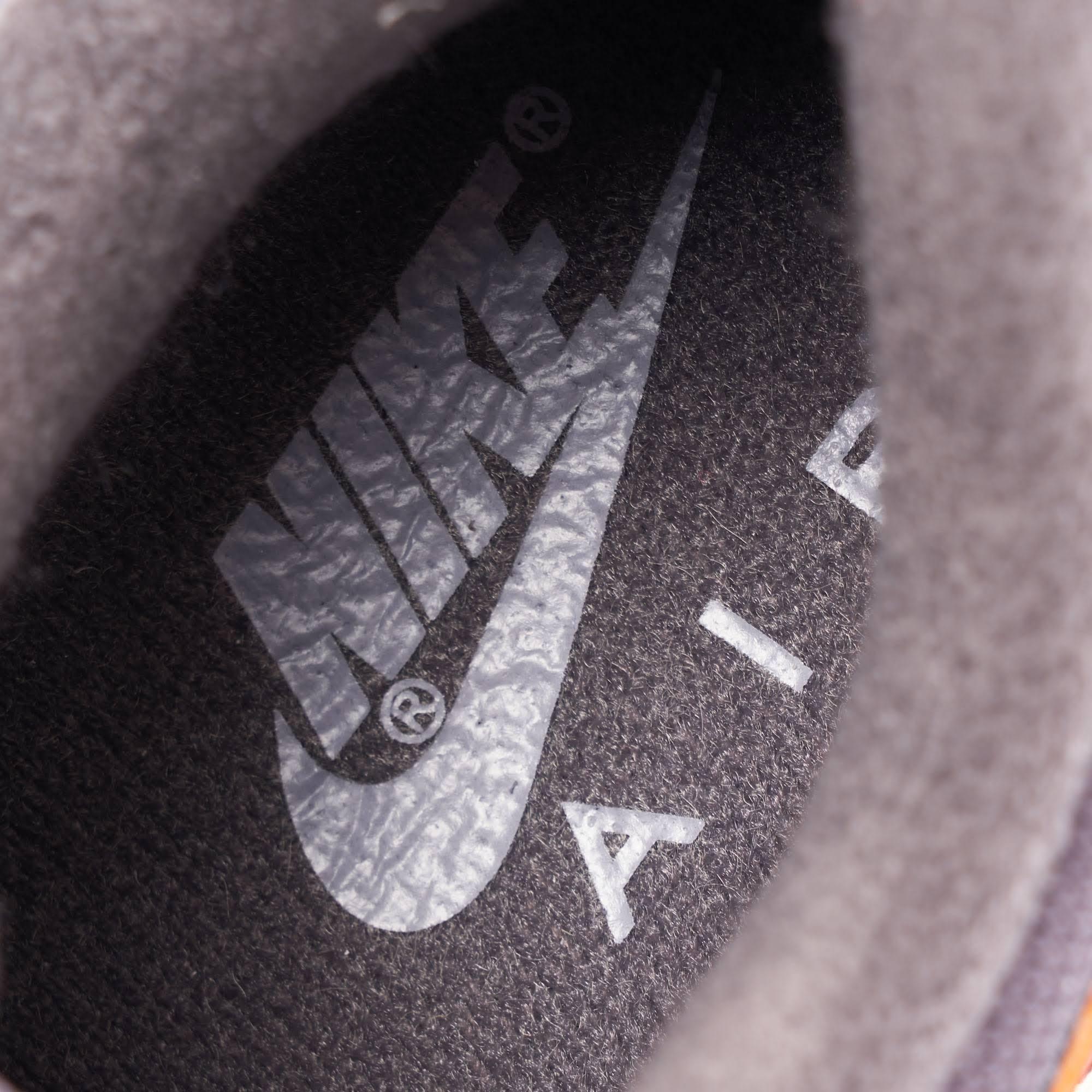 010 Thunder Grey Ah8145 6 Leichtcarbon Air 1 Größe Uk Farbe Max Gesamtorange Grau Nike Grau YaxBwqY