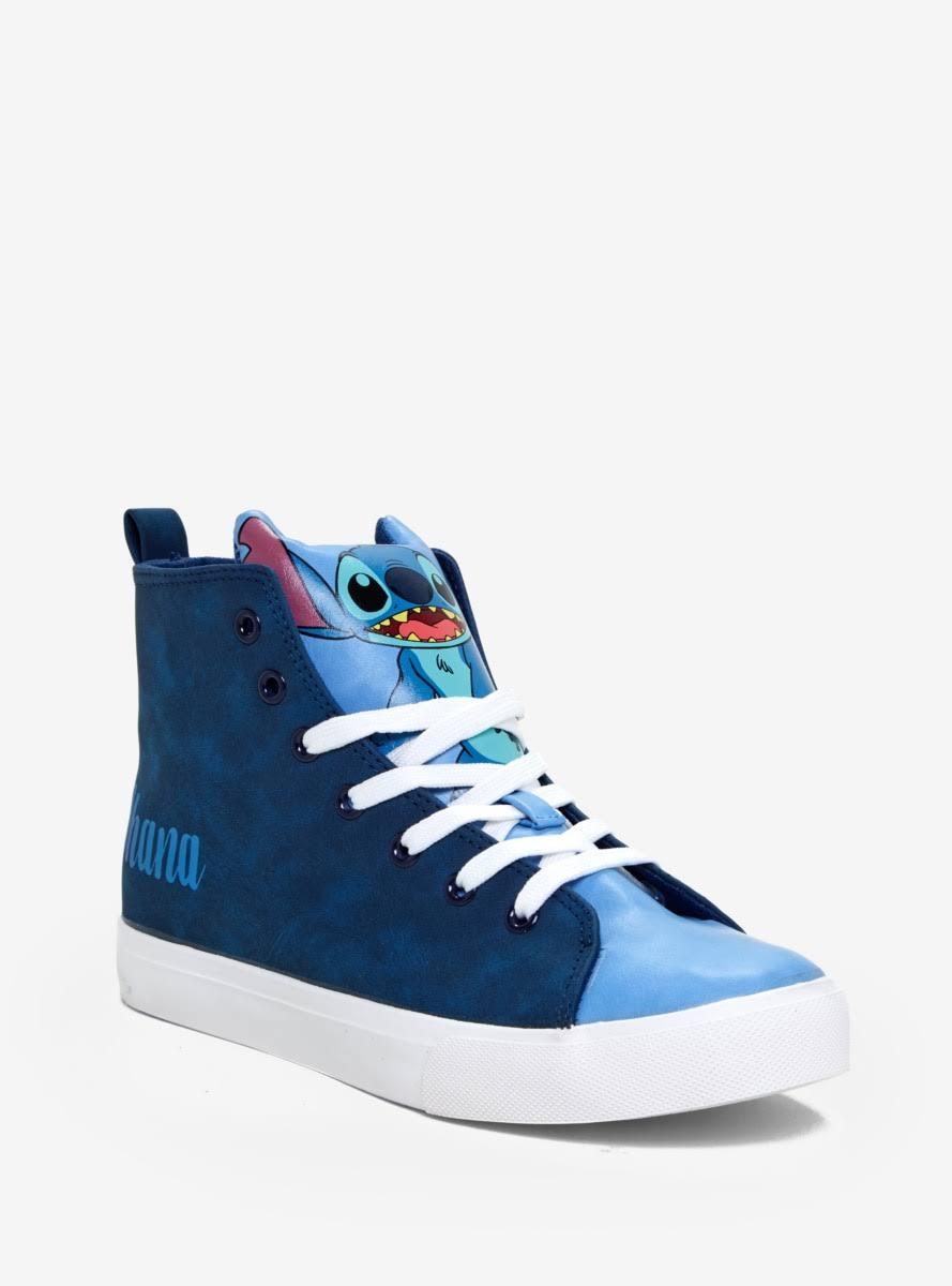 top De Hi Stitch Lilo Disney Ohana Zapatillas Y g7O5qwzxx