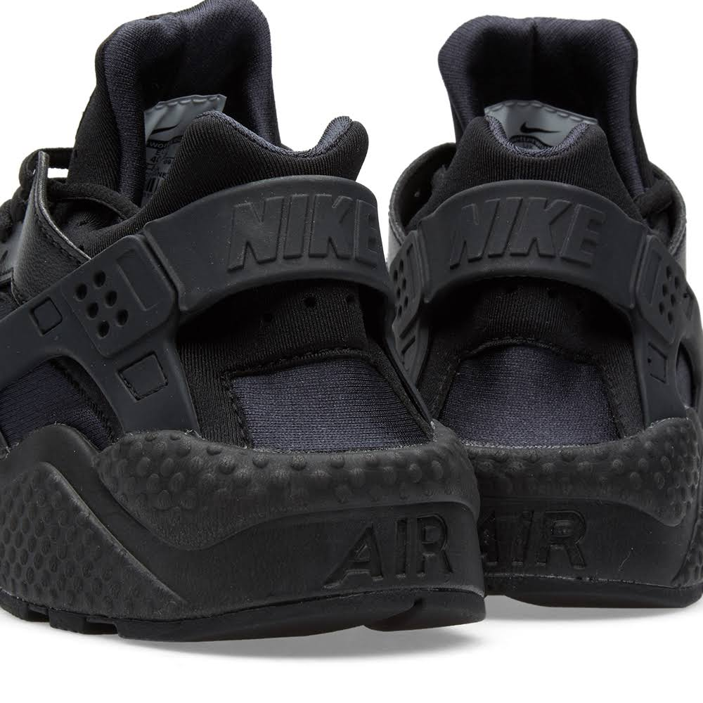 Nike Huarache Black Air Womens Run Blkblk 8n0wOymNvP