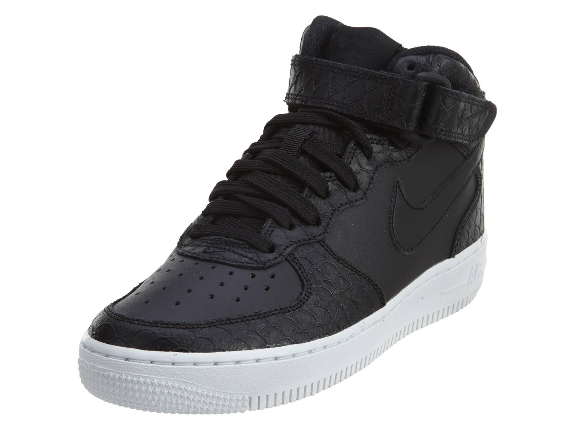 Mid 5 Negro wmns 820342 Sz Force 001 Negro 7 5y gs blanco 1 negro Nike Air Lv8 qv1tRt