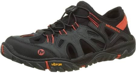 Shoes Slate All Sieve Merrell Dark Grey Water Slate Mens Blaze Out dark O8FF6S