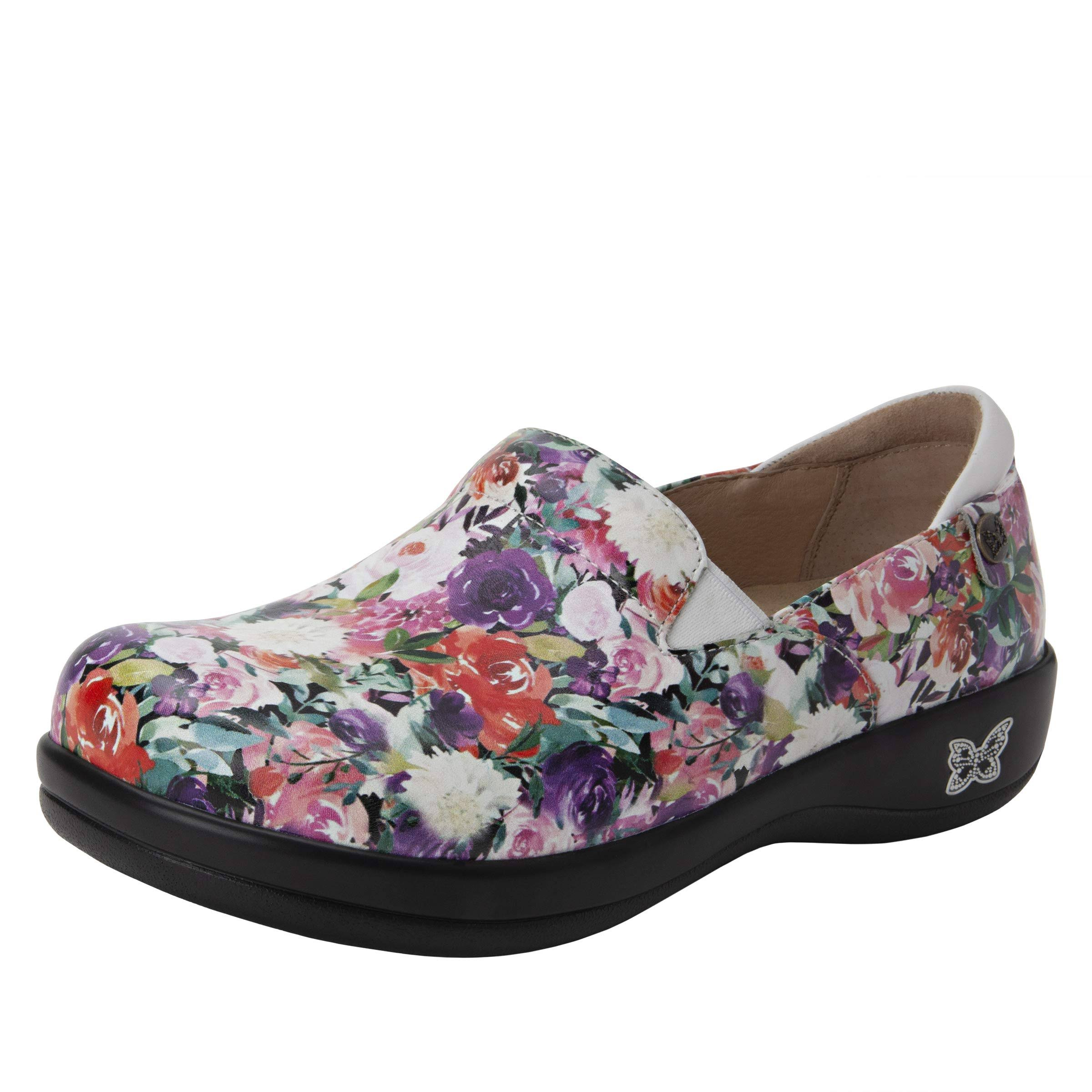 Women's 37 Lighten Keli Up Alegria Shoe DHWE92I