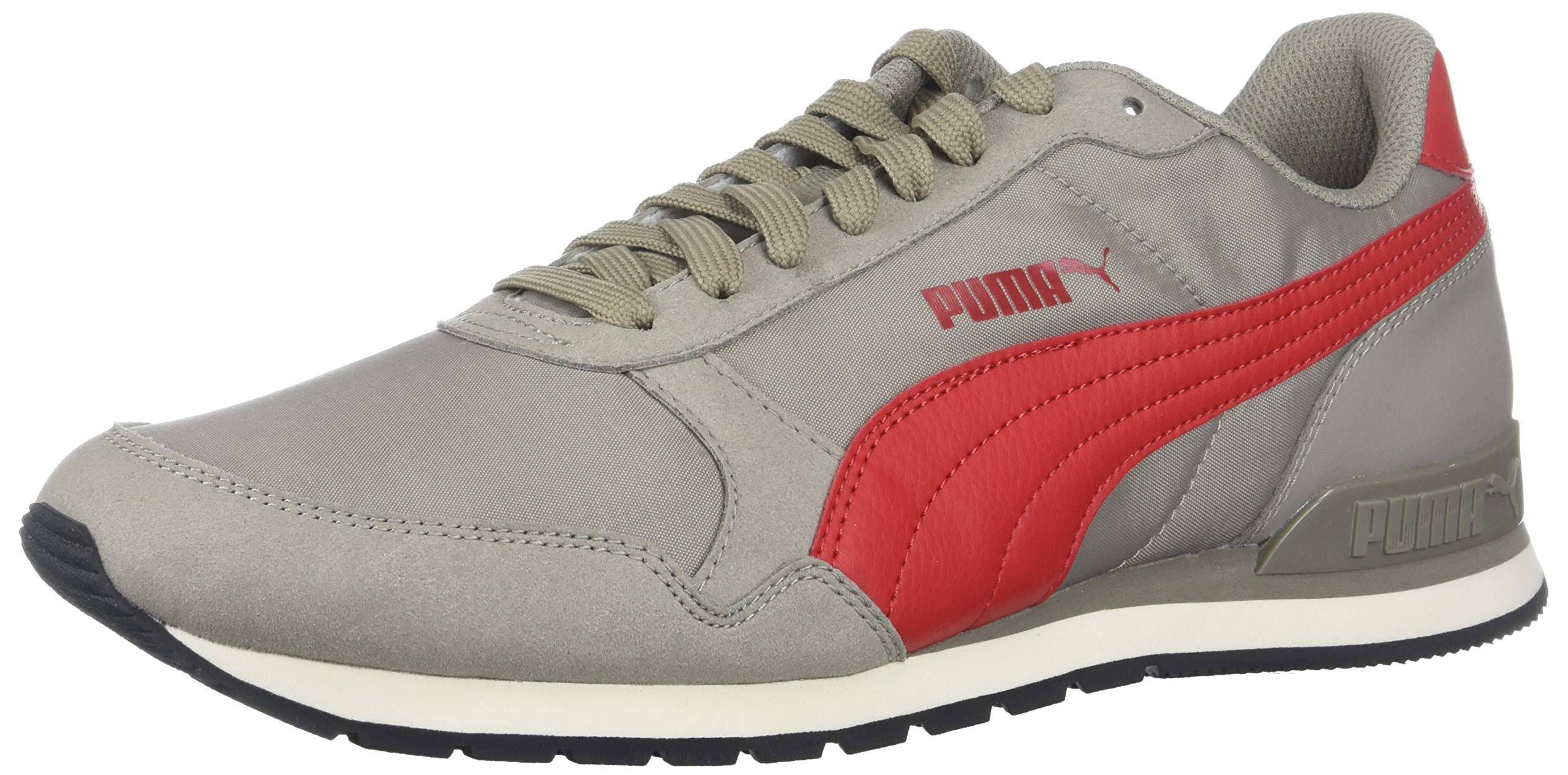 Elephant ribbon Skin Rojo Sneaker Puma Runner V2 St wpIxRTaq8
