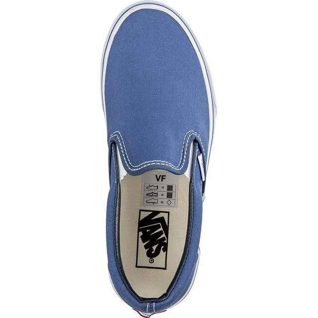 Wsuwane Niebieski Vans Botki Navy Rozmiar Półbuty Classic 37 HHqxEY