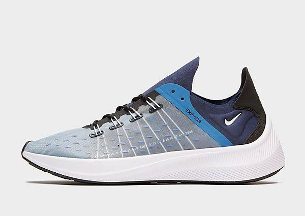Trainers Nike Navy X14 amp; White Exp Black Blue Navy 4zBSpqOwx