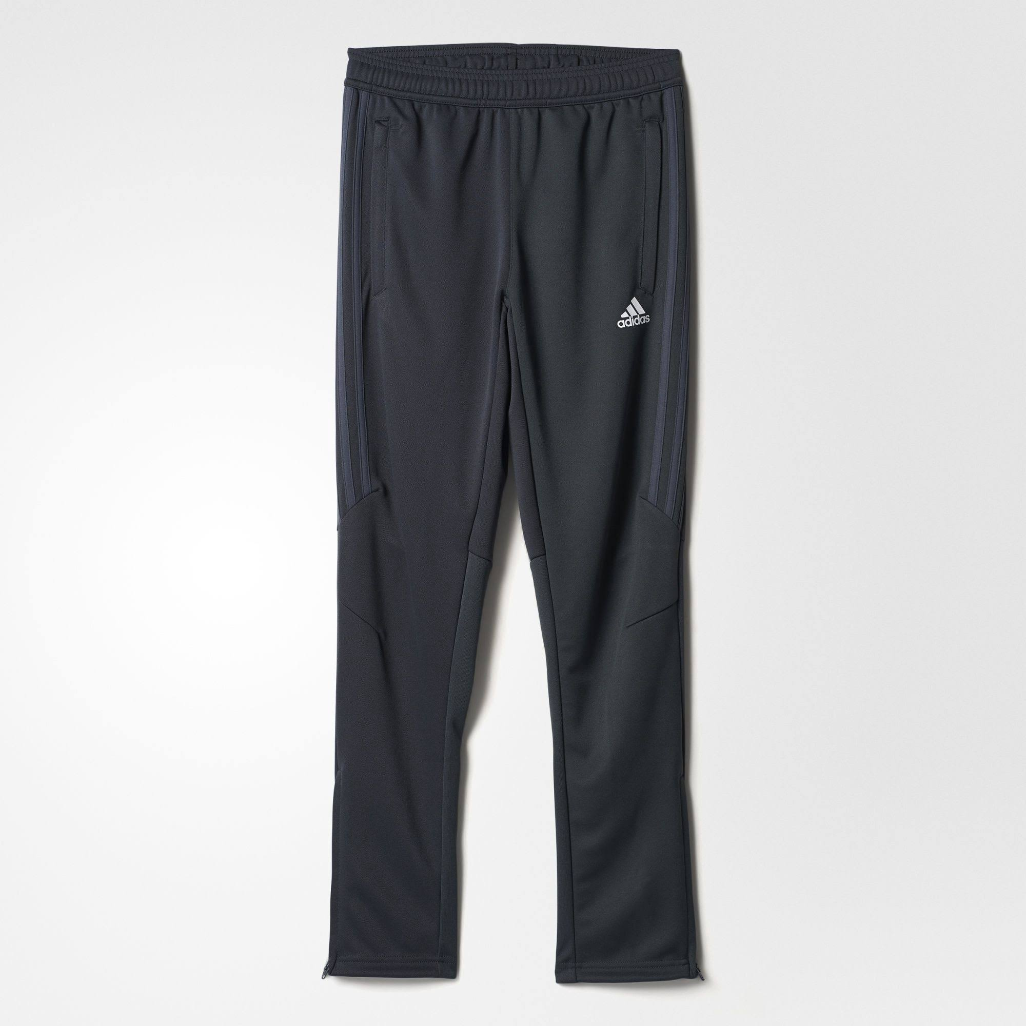 Pantaloncini da giovanile Adidas calcio scuro Tiro allenamento 17Grigio biancoL l1TJFKc