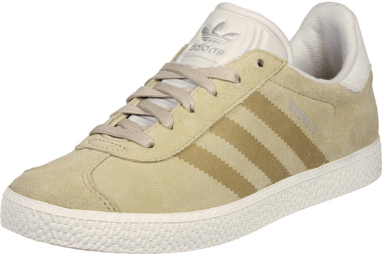 adidas Gazelle 2 J W shoes Women beige Gr.36,0 EU