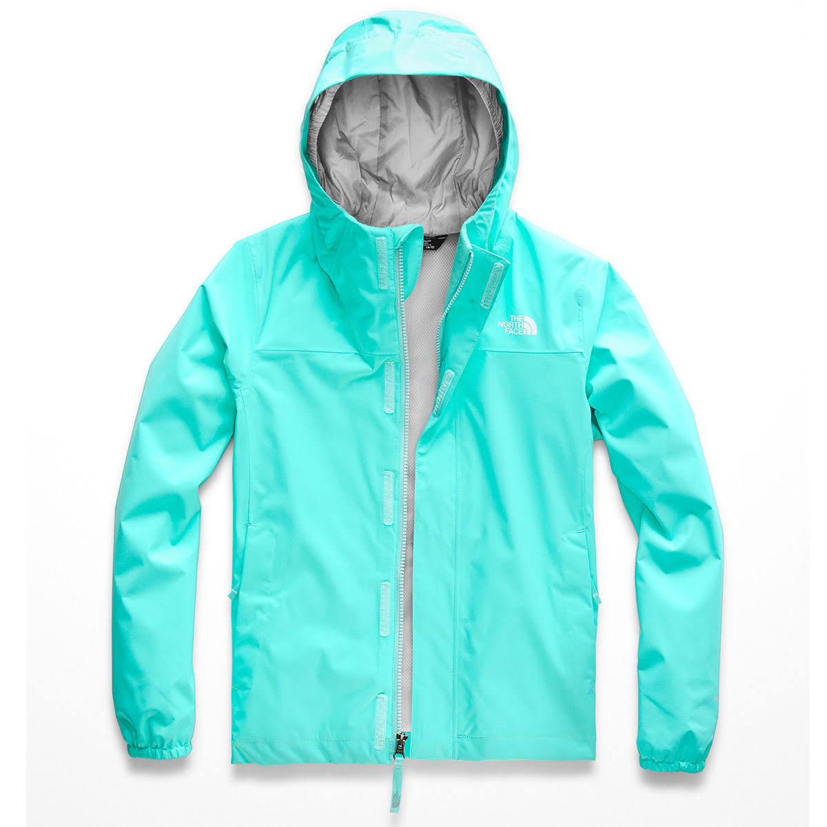 Mint North Blue Chaqueta 'resolve Face Girls S The Reflectante A1wqYUP