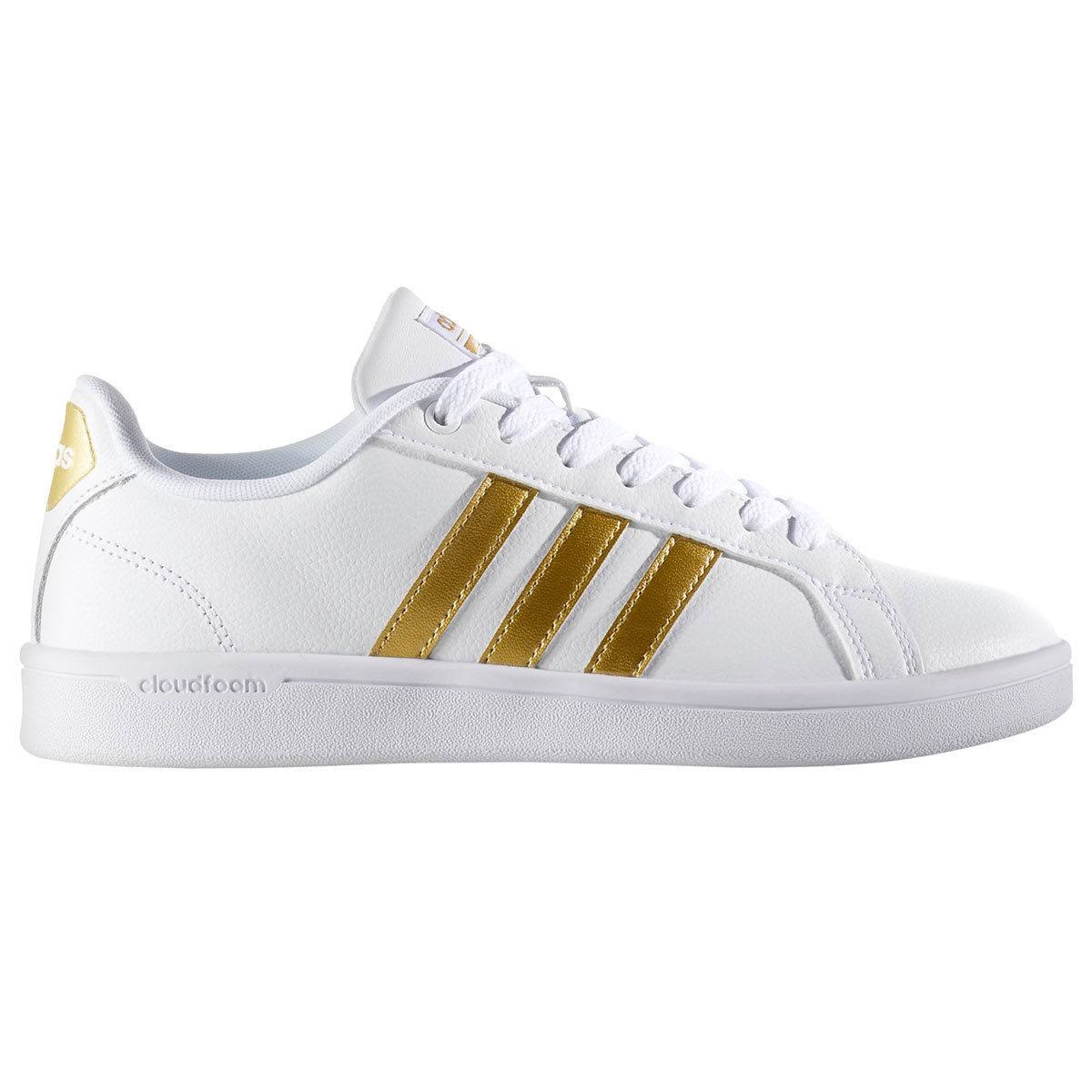 Mujer White 5 Para Cf W 6 Advantage Adidas Originales Zapatos wFPtOW8qx
