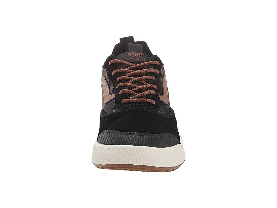 Ultrarange Dachshund Con De Negro 10m Zapatillas Us Men Deporte Cordones Vans 1qYRa46