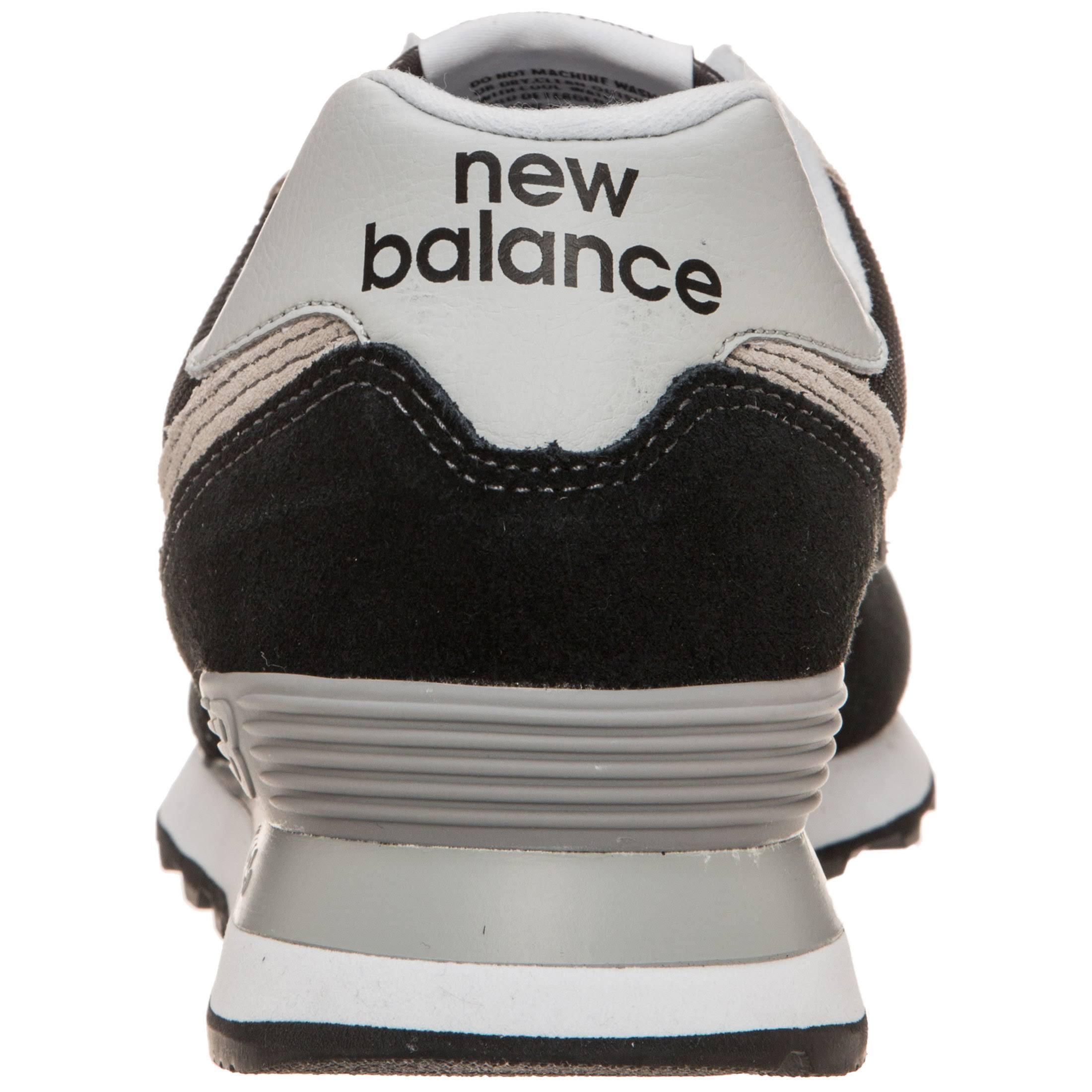 Egk Herren Schwarz Ml grau Schwarz Balance New 45 574 Black Schuhe 8q0St4x