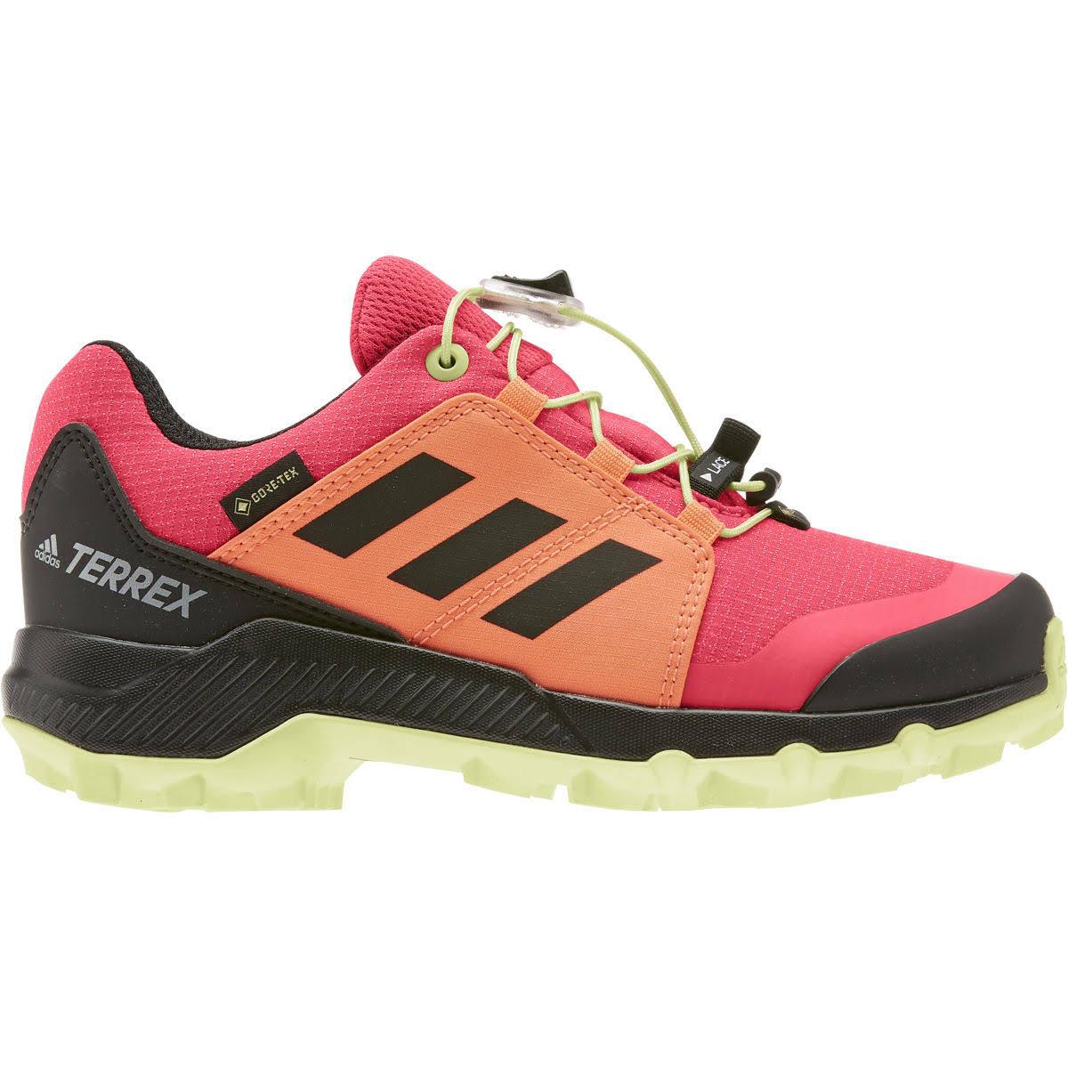 Adidas Terrex Gore-Tex Hiking Shoes Hiking - Kids - Red