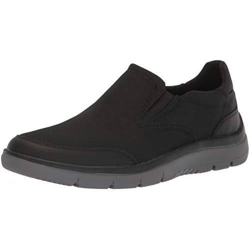 Black Clarks Step Loafer Mesh Uomo Tunsil 11 EDIH2W9Y