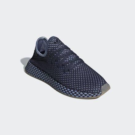 Zapatillas Adidas Hombre Azul Deerupt Runner Para 6 Gris qZqwS8v7