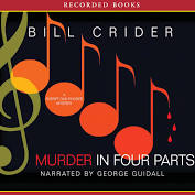 Murder in Four Parts: A Dan Rhodes Mystery (Unabridged) - Audiobook
