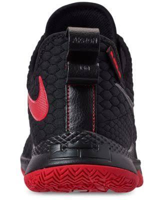 Hombre Witness Negro De Lebron 3 Universitario Para Zapatillas Nike Baloncesto Rojo R0qwgfq