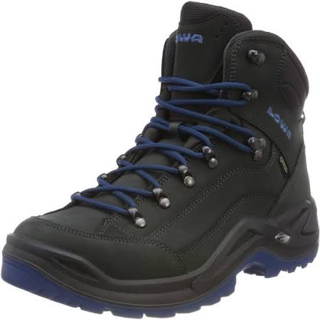 Lowa Renegade 8 Walking uk denim Mid denim Gtx Anthracite Boot anthracite rZwHr