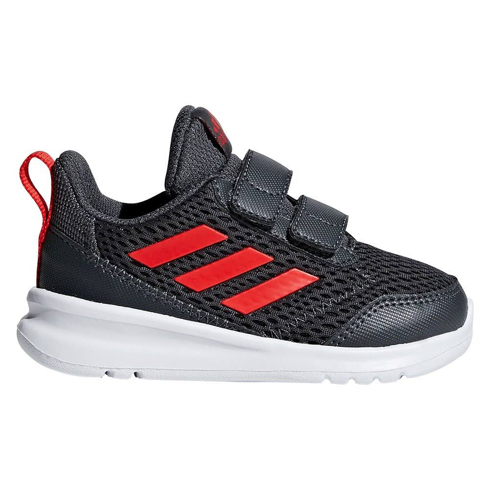 Alta Adidas Größe Infant C7 Sneaker Run Holzkohle Jungen F4P4xnqad