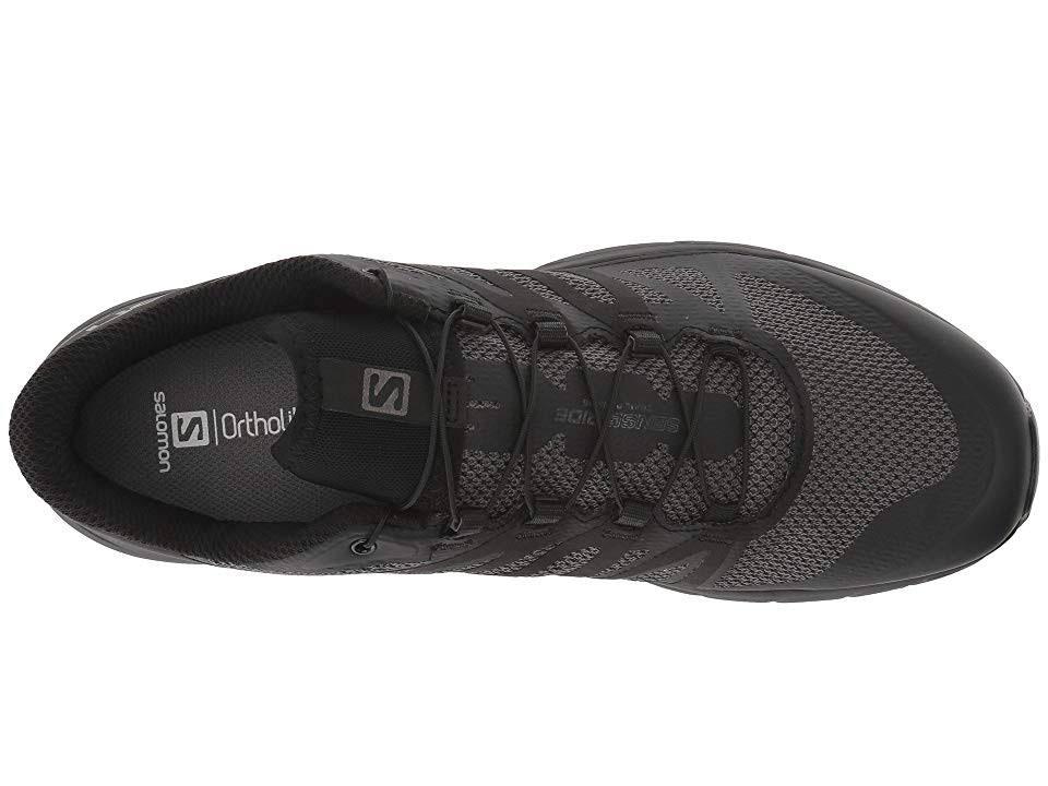Negro De 7 Zapato Side Hombre Para Imán Salomon El Ride H8Sfq