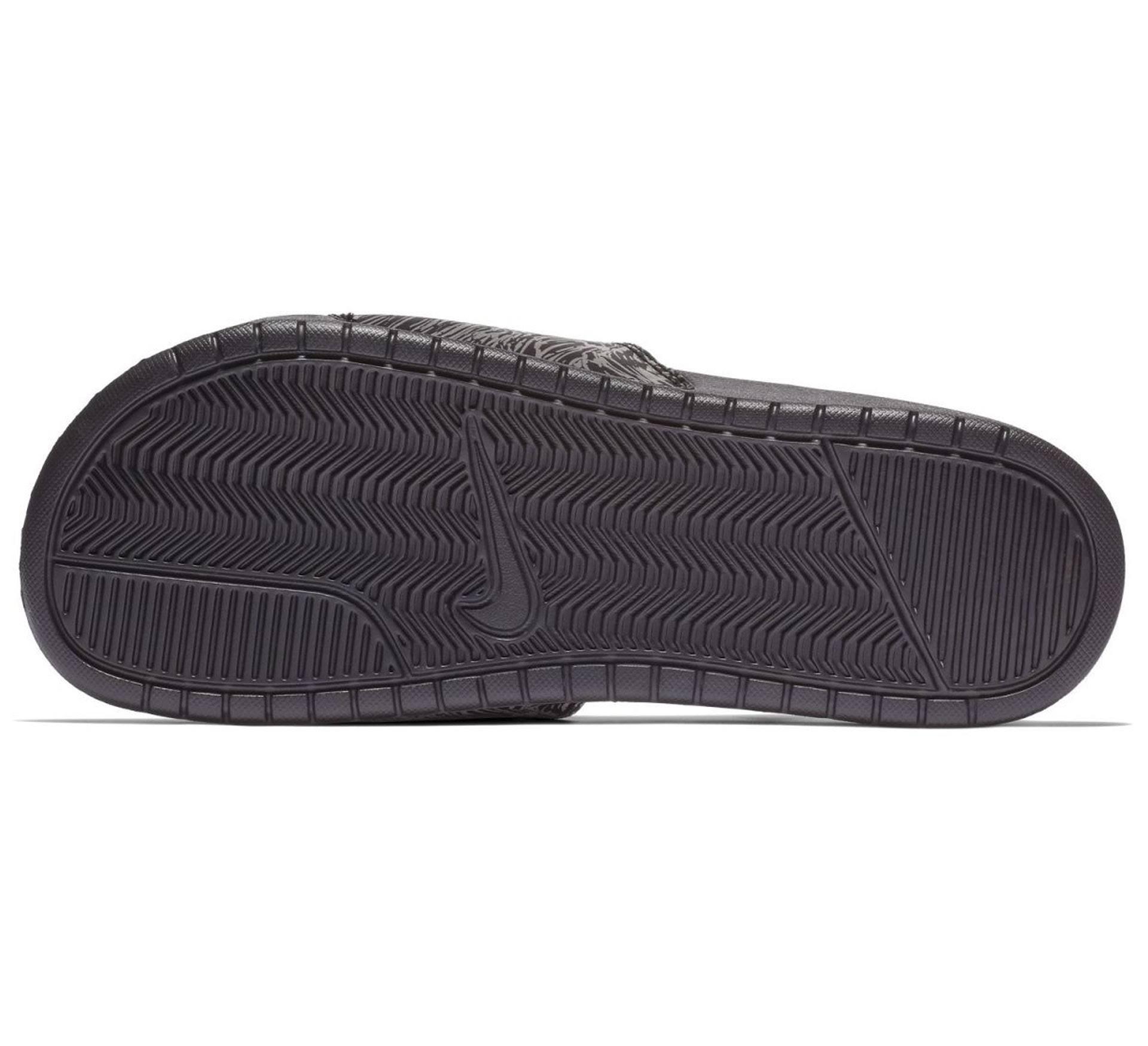 Weiß Schwarz Jdi Benassi Slipper Nike Print wXqpTxv8
