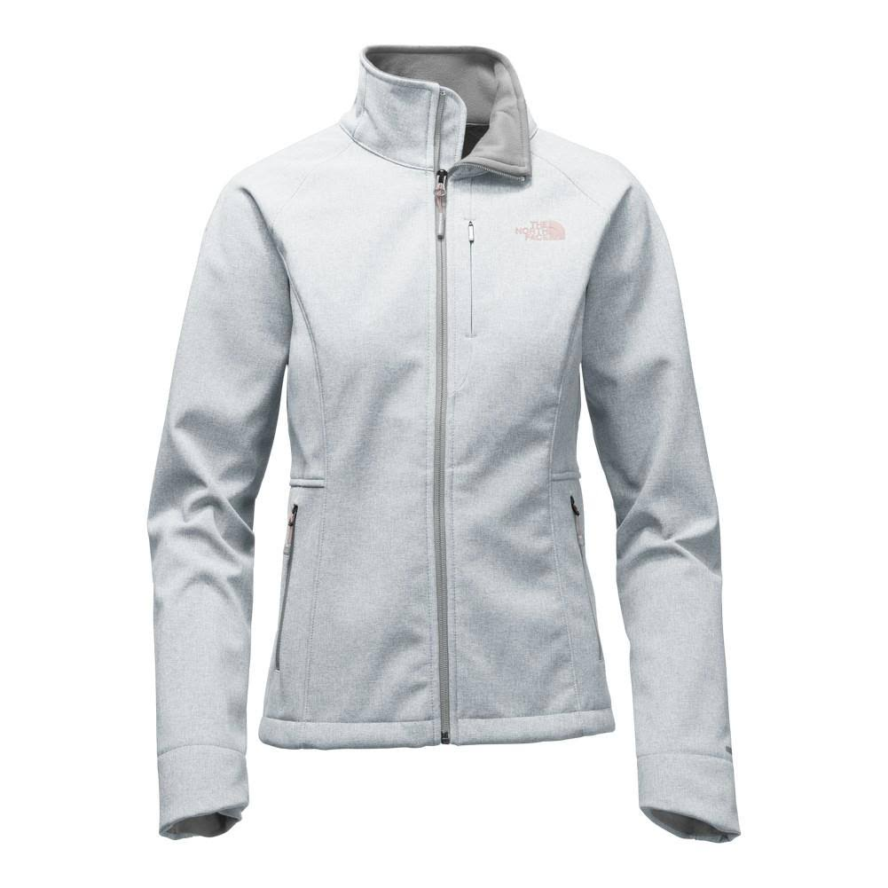 Gris 2 Face Chaqueta North The Apex Bionic Mujer qzOx0F1pw