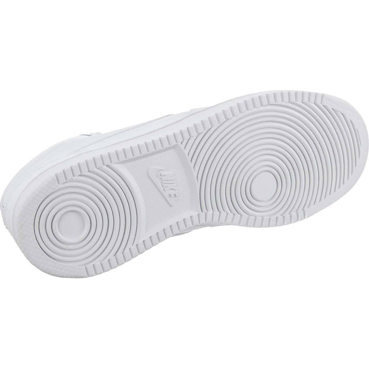 Scarpa Nike Ebernon Mid - Donna - Bianco
