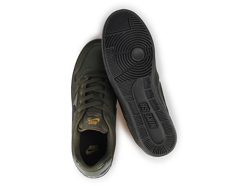 42 Delta Force Haki Ayakkabı Günlük Nike 5 Erkek Sb Vulc Yeşil 7qn88gS