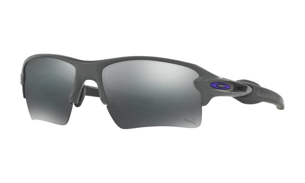 Plastic Oakley 918857 Grey Flak Sunglasses Xl Oo9188 0 2 Dark grey WrrxXgwS