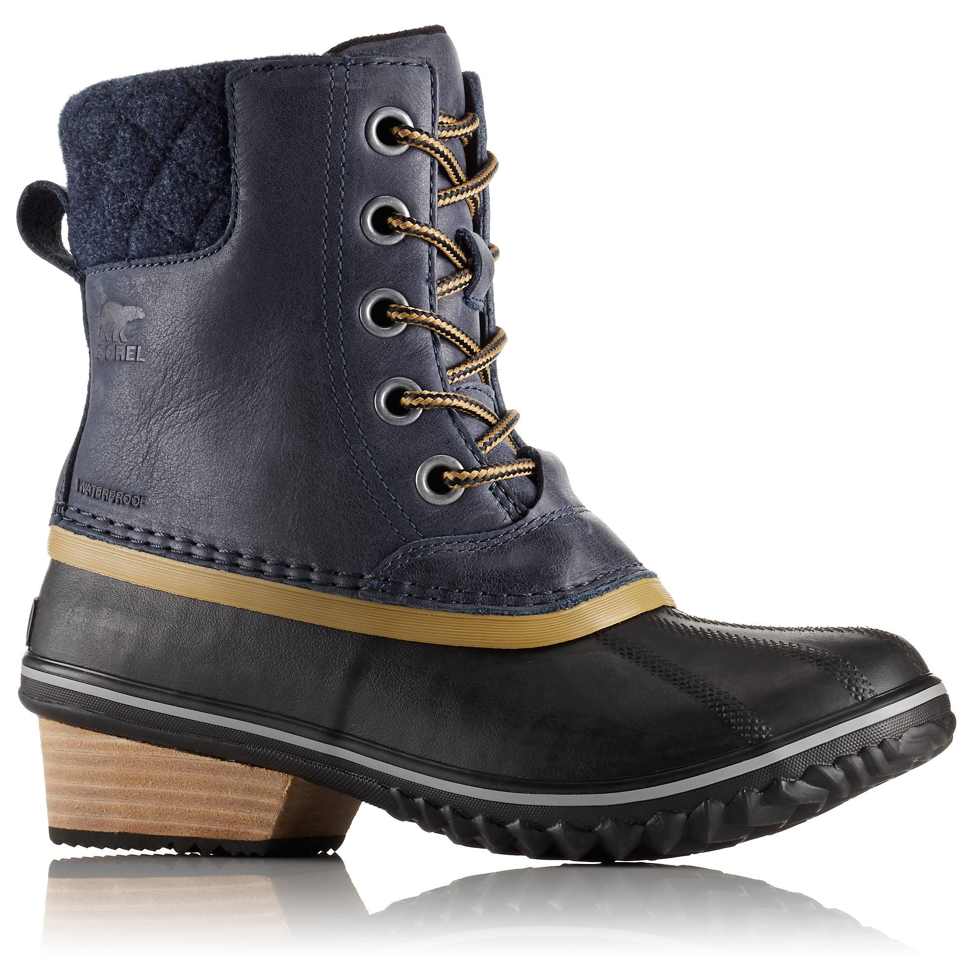 Slimpack Winter Waterproof Kanten Duck Collegiate Boots Sorel Rain Snow Dames Ii tQxrdshC