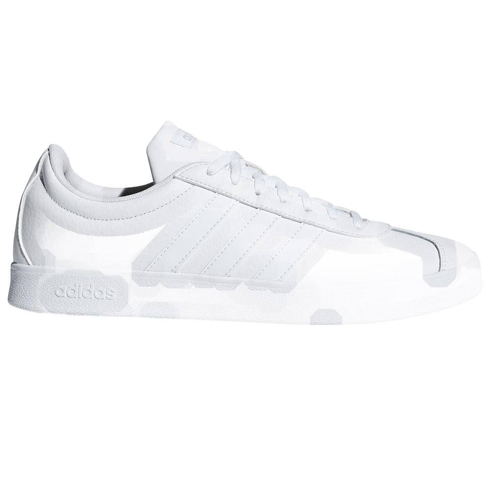 Vl Court 42 Eu Adidas greyone 0 Ftwrwhite 2 ftwrwhite d5x11Wvn