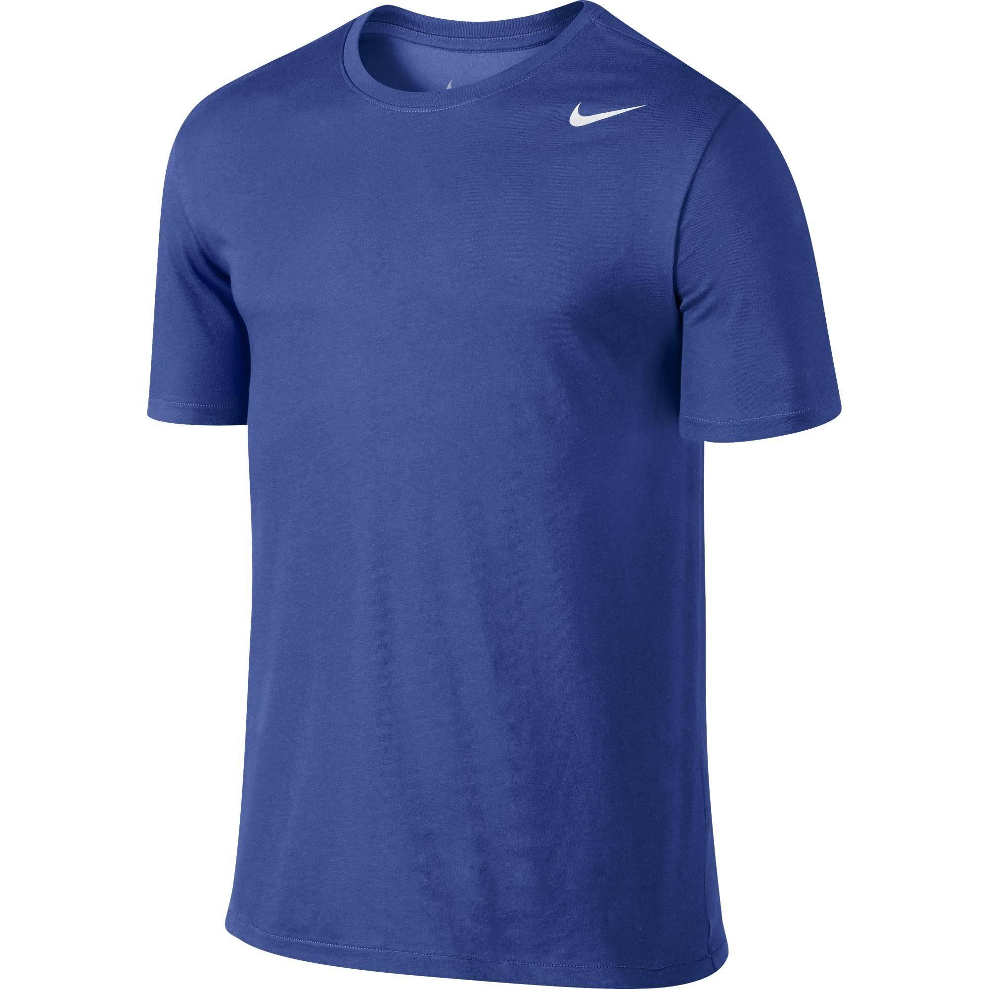 2 Royal 0 l 480 Dri fit t Large 706625 shirt Nike Dfct UHf0WxH5