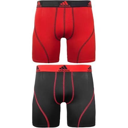 S Performance Sport Hombre De Para Adidas Negro Climalite Calzoncillos Boxeo HxpXqHz