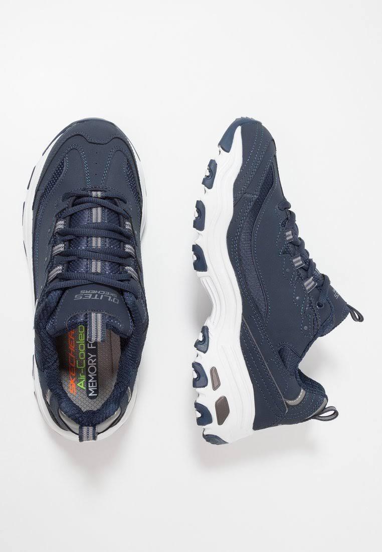 Sport Skechers Sneakers Sport NavyUomoTaglia41BluScarpe Skechers Dlites uJlc3TF1K