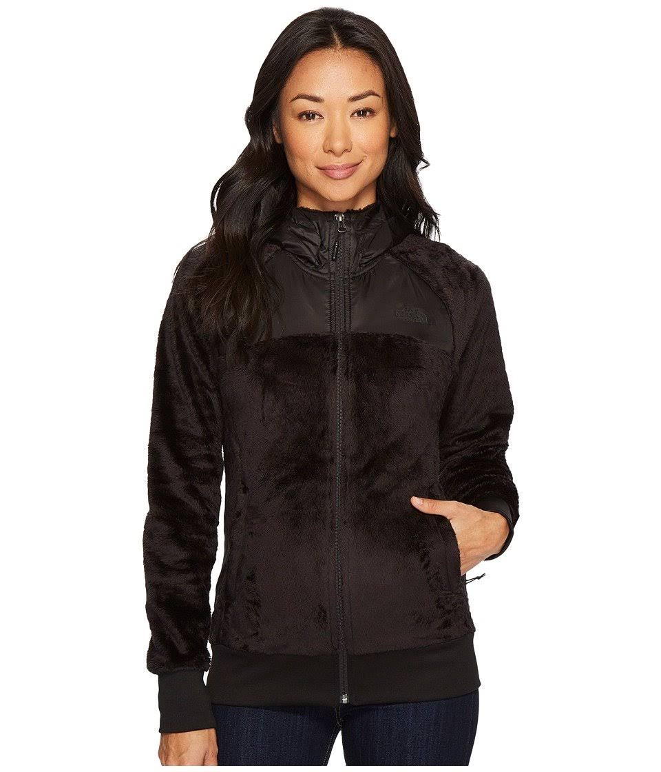 Chaqueta North Face Negro Para Capucha Con Md Mujer Oso The Color fHOF4xf